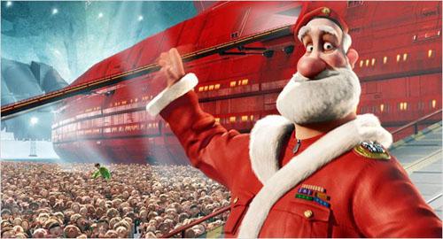 Père Noël Aardman