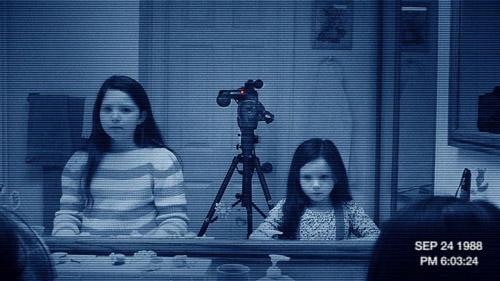 Paranormal Act 3