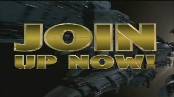 Starship Troopers: Engagez-vous !