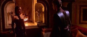 L'attaque des clones: Anakin Skywalker (Hayden Christensen) et Padme Amidala (Natalie Portman)