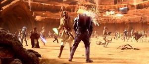 L'attaque des clones: la bataille des jedis
