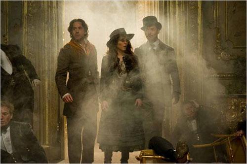 Sherlock, Sim et Watson