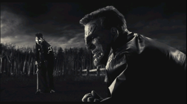 Sin City: Mickey Rourke a vraiment une gueule
