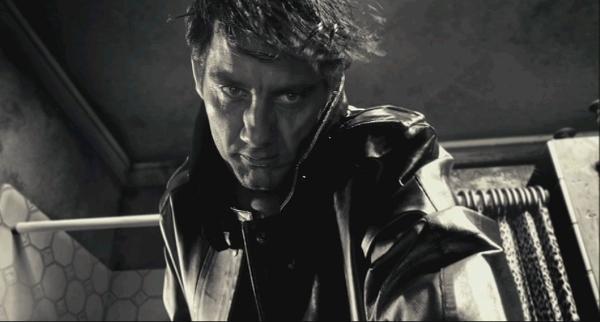 Sin City:  Clive Owen