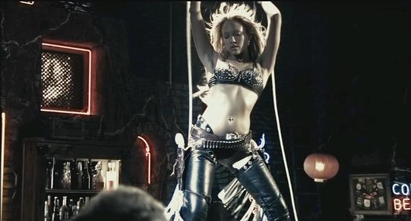 Sin city: Jessica Alba en danseuse de rêve