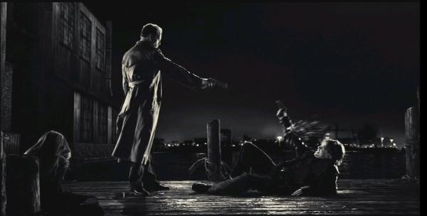Sin City: Bruce Willis comme dans reservoir dog