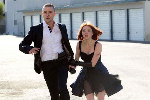 Justin Timberlake et Amanda Seyfried