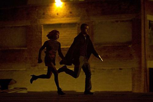 Justin et Amanda en fuite