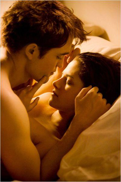 Bella et Edward niquent enfin