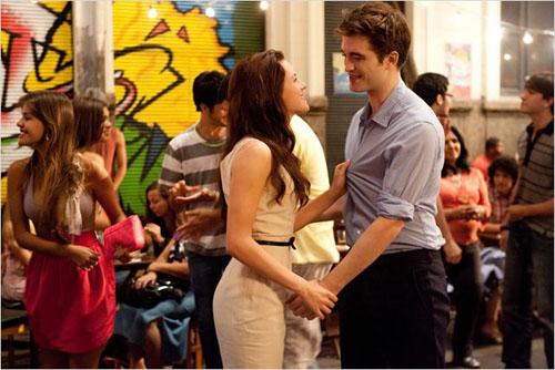 Bella et Ed amoureux