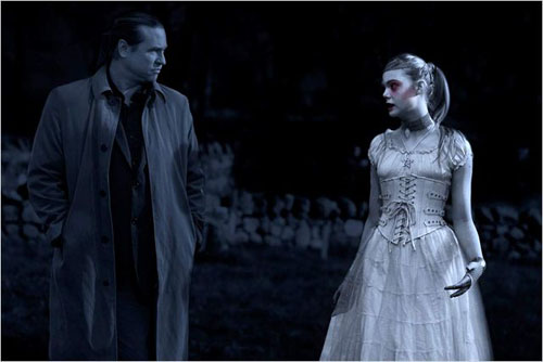 Val Kilmer et Elle Fanning