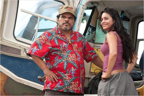 Luis Guzman et Vanessa Hudgens