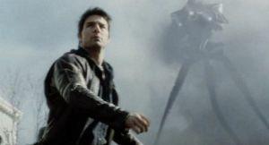 La guerre des mondes: l'émergence des tripodes. Ray Ferrier (Tom Cruise)
