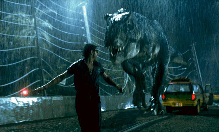 Jurassic Park de retour