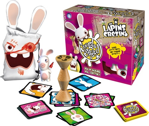 critique jungle speed the lapins cretins jeu de cartes par amaury l scifi universe. Black Bedroom Furniture Sets. Home Design Ideas