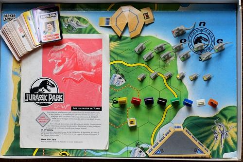 Jurassic park des vieux retours discutons jeux - Jeux de jurassic park 3 ...