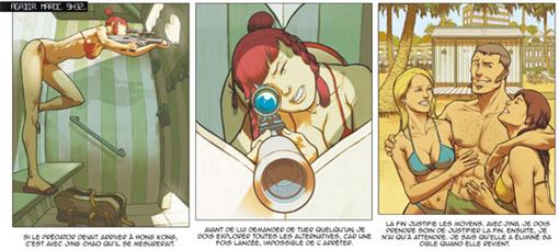 Spyder tome 2 extrait