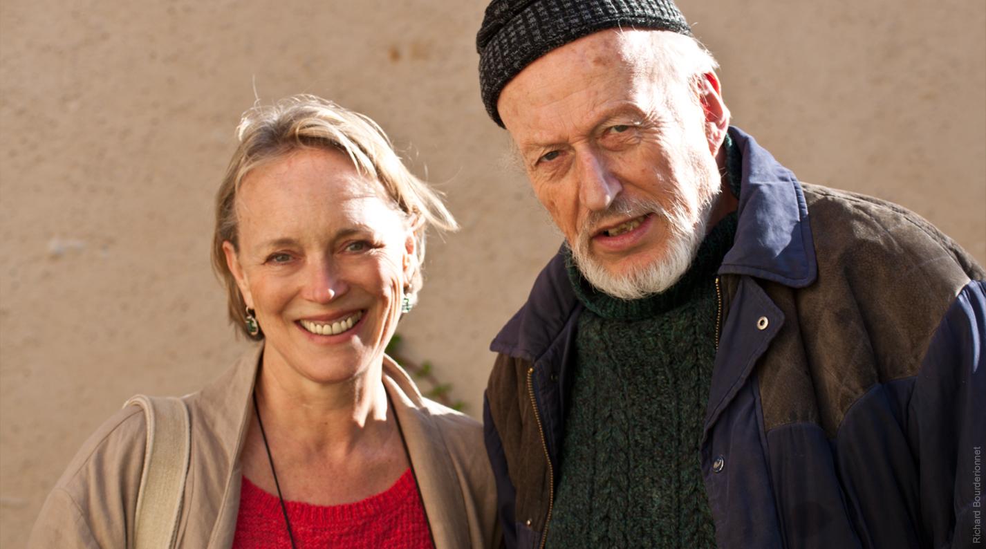 Vernon Dobtcheff et Catriona MacColl