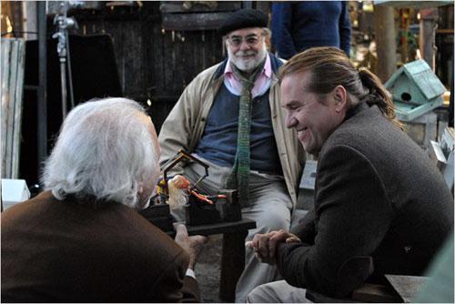 Coppola, Bruce Dern et Val Kilmer