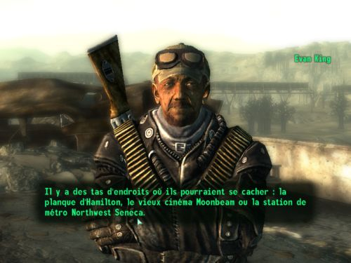 Fallout 3: les quêtes