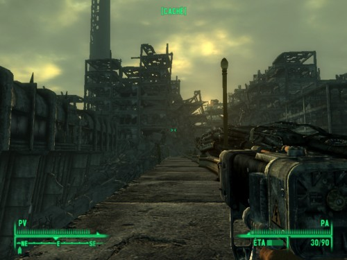 Fallout 3: une vision post-apocalyptique de Washington