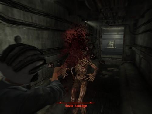 Fallout 3: un goule sauvagede moins
