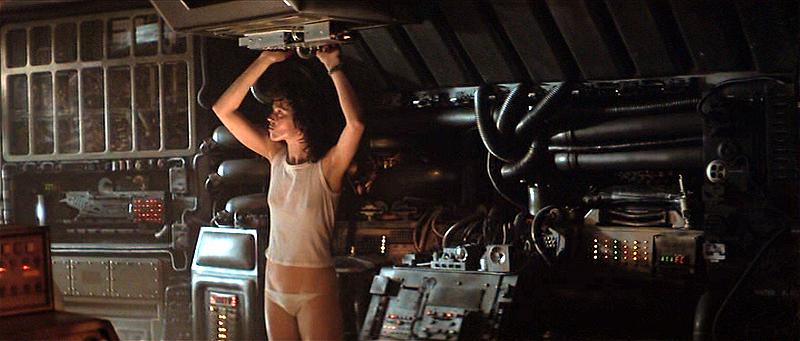 Critique film alien par nicolas l scifi universe for A l interieur movie