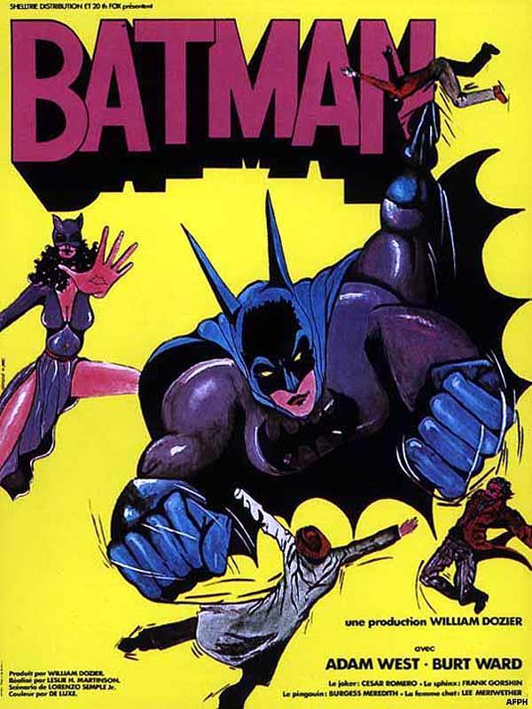 Le 1er film Batman