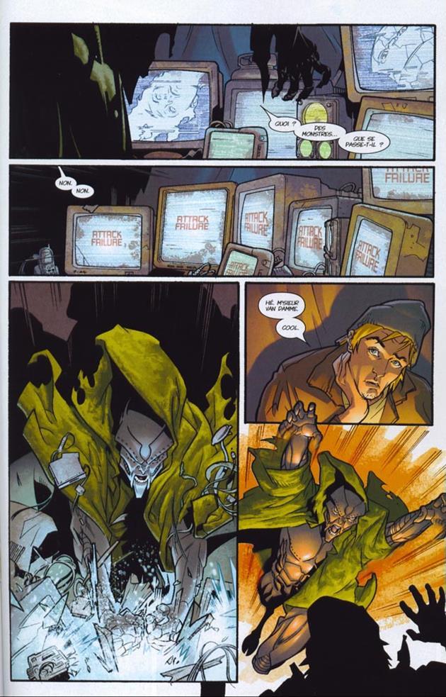 Fantastic Four 5 - Fatalis