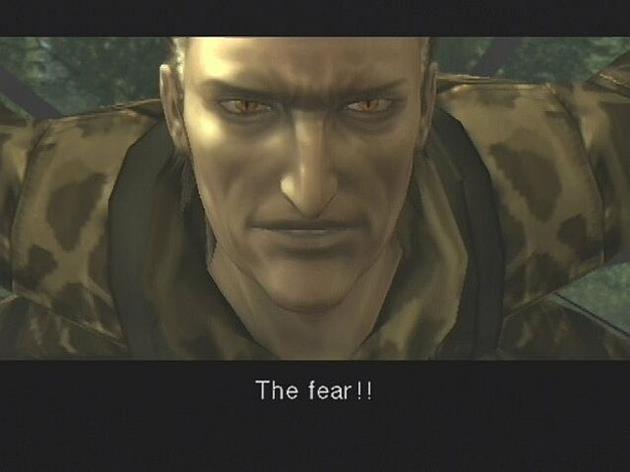 The Fear !