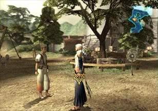 Un screenshot qui rappelle fortement Final Fantasy X.