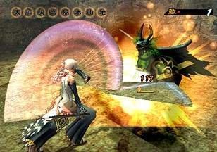 Un combat typique des RPG