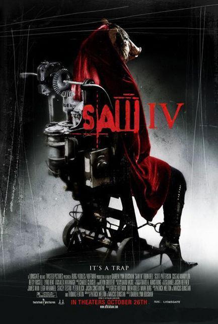 Affiche Saw4 - 02