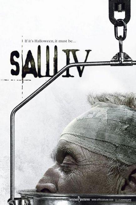 Affiche Saw4 - 03