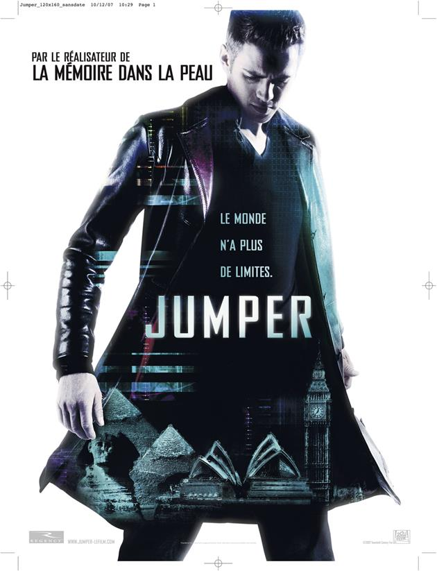 Affiche Jumper 01