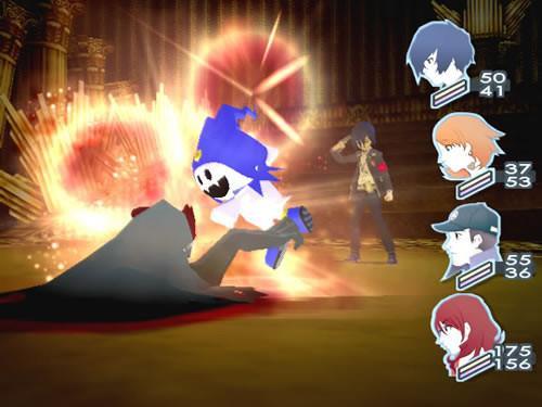 Un combat contre un fantôme !