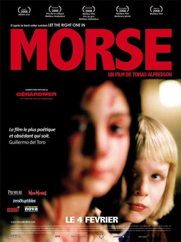 Morse affiche 01