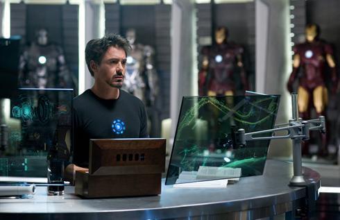 Iron Man 2 -01-05-2009 - image 01