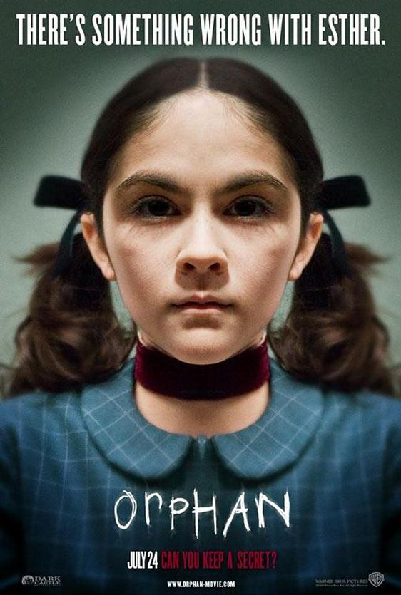 Orphan - affiche US 01