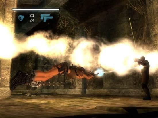 Version PS2 : Tout en souplesse !