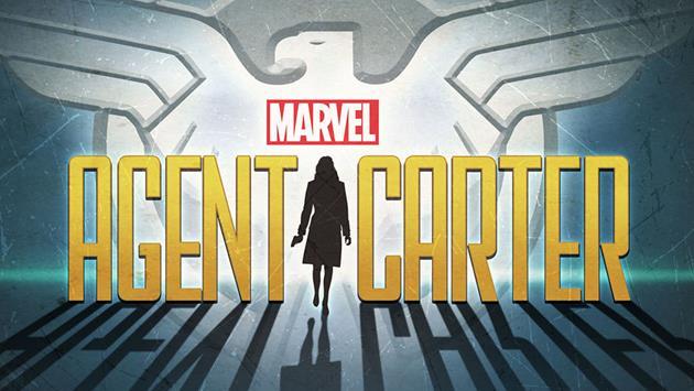 Banderolle Agent Carter