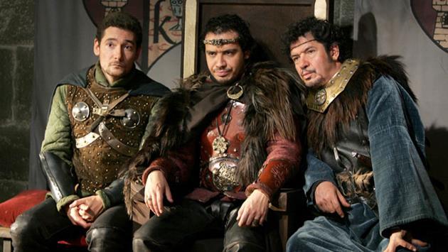 Saison 1 : Bohort, Arthur et Léodagan