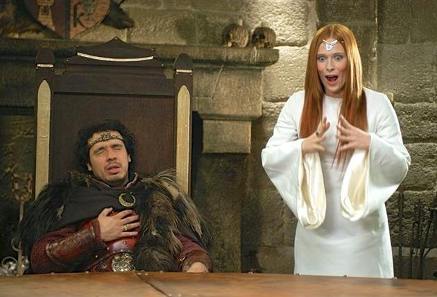 Saison 1 : Arthur et la Dame du Lac