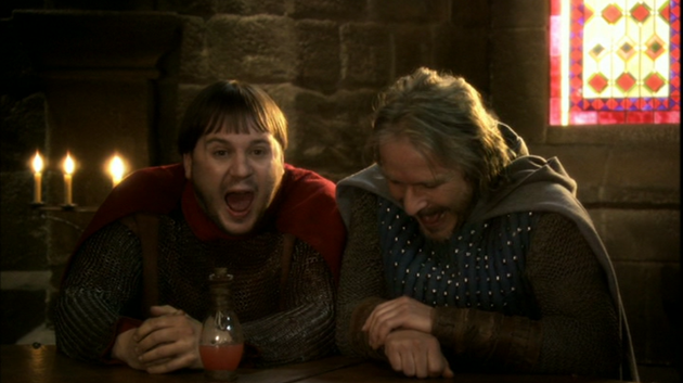 Saison 2 : Karadoc et Perceval