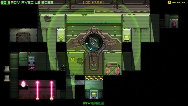 Version PS3 : Il faut se cacher des boss