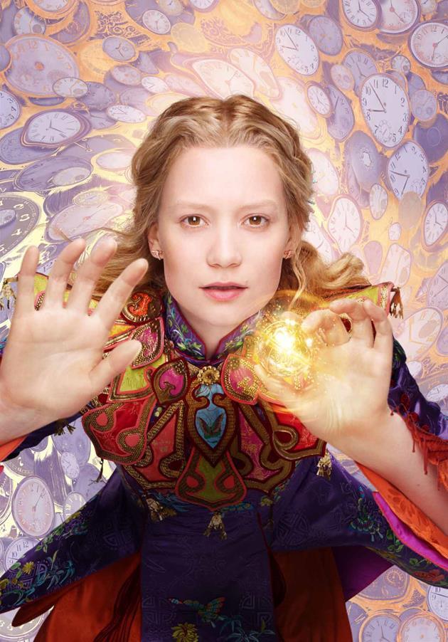 Affiche de personnage : Alice