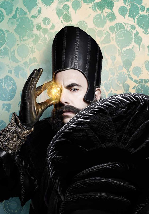 Sacha Baron Cohen Affiche de personnage : Time