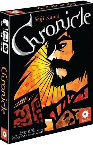 Chronicle, version filosofia 2015