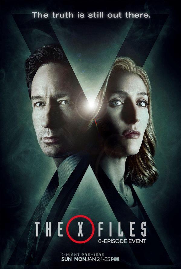 Affiche américaine de la saison 10 en 6 épisodes