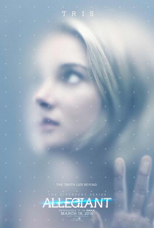 Affiche teaser Tris
